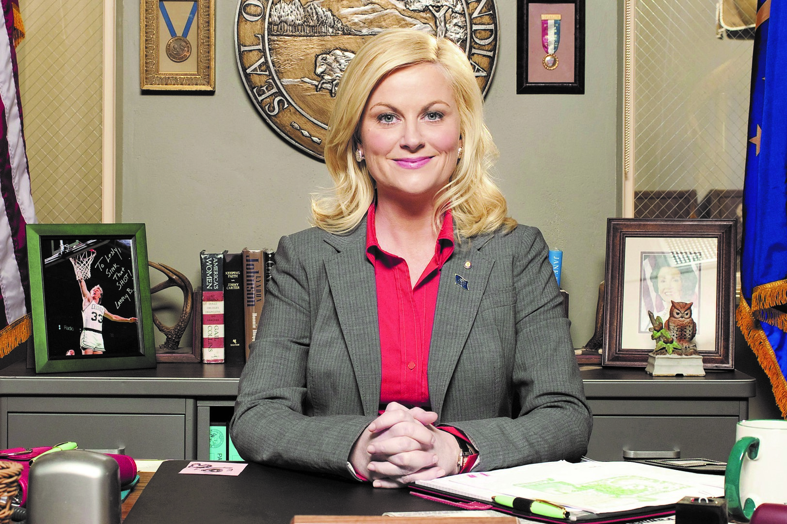 ¿Tiene un momento para hablar de series?: Parks and Recreation